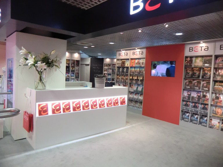 Beta Film MIPTV 2014